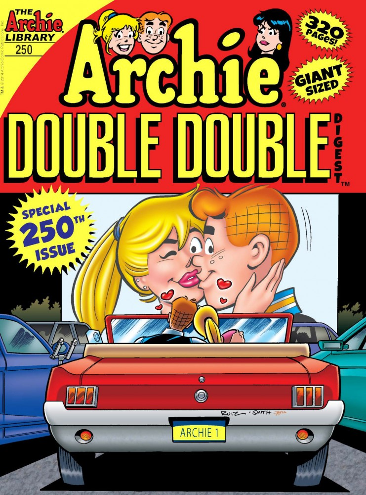 Archie Comics Double Digest #250