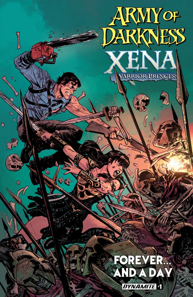 Army Of Darkness - Xena Warrior Princess Forever...And A Day #1