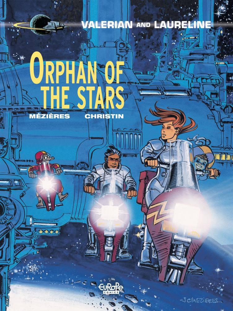 Valerian and Laureline #17 - Orphan of the Stars