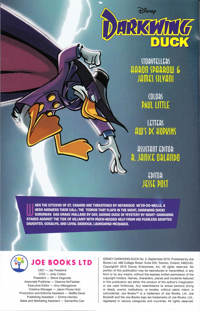 Disney Darkwing Duck #05