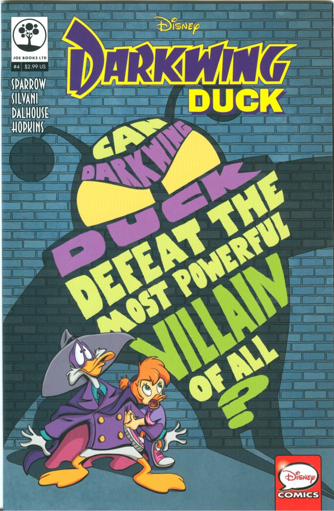 Disney Darkwing Duck #04