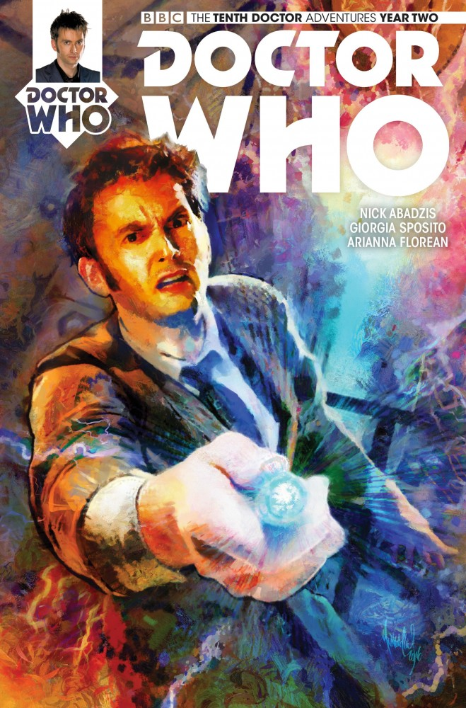 Doctor Who The Tenth Doctor Year Two #15