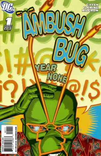 Ambush Bug - Year None (1-6 series) Complete