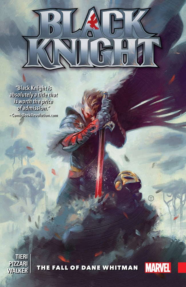 Black Knight - The Fall of Dane Whitman #1