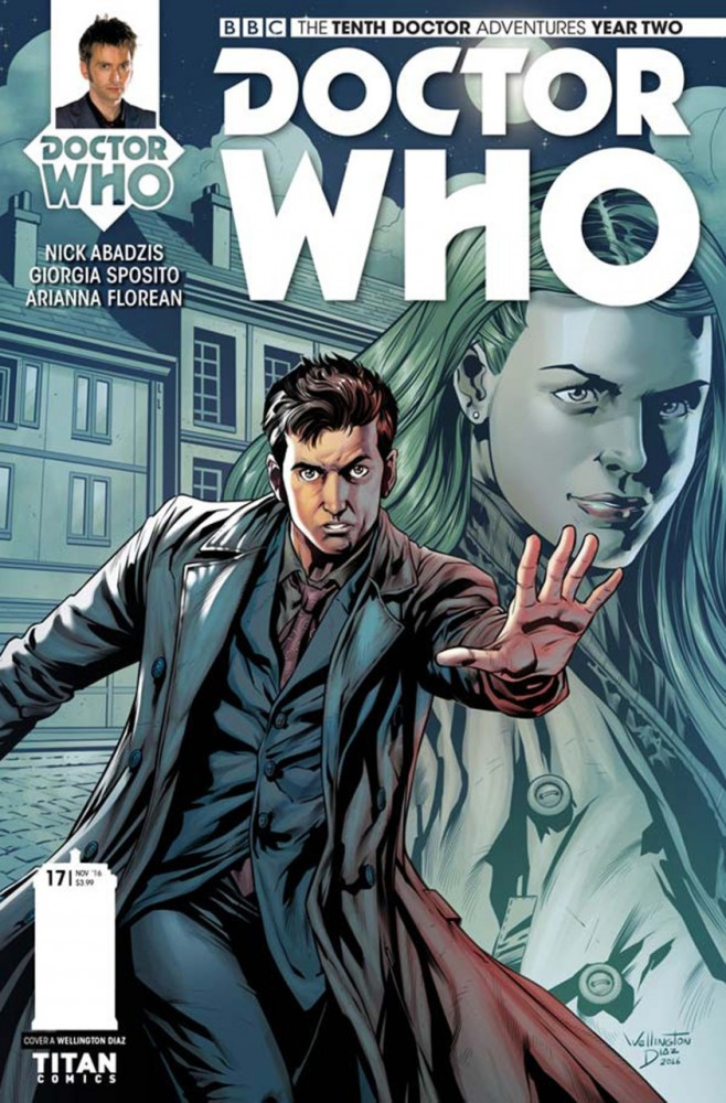 Doctor Who The Tenth Doctor Year Two #17