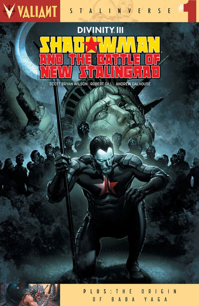 Divinity III - Shadowman & the Battle for New Stalingrad #1