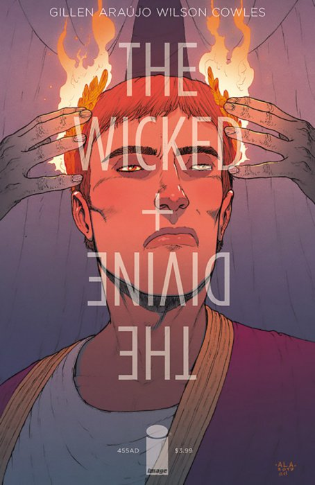 The Wicked + The Divine - 455 AD #1