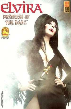 Elvira Mistress of the Dark 67 Volumes