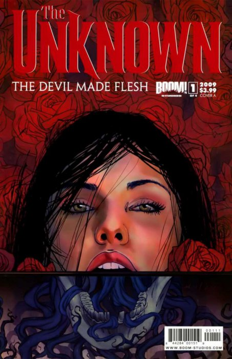 The Unknown - The Devil Made Flesh #1-4 Complete