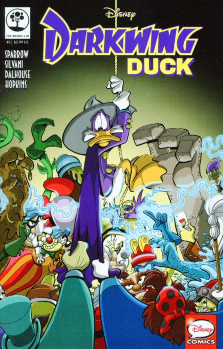 Disney Darkwing Duck #3