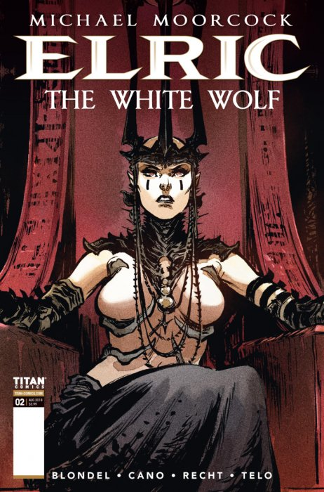 Elric - The White Wolf #2