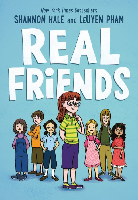 Real Friends #1 - GN