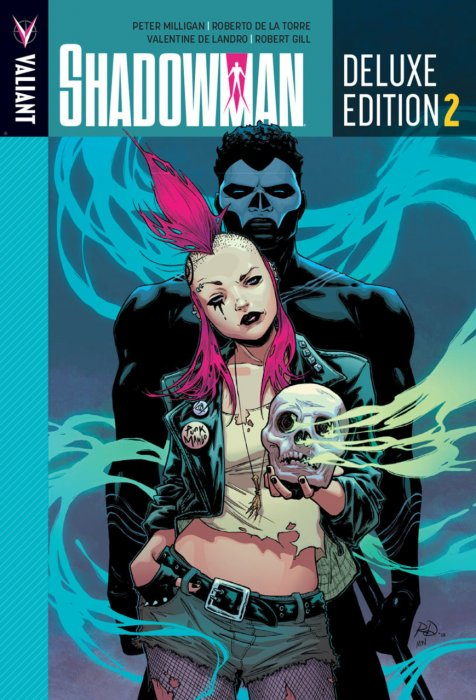 Shadowman - Deluxe Edition - Book 2