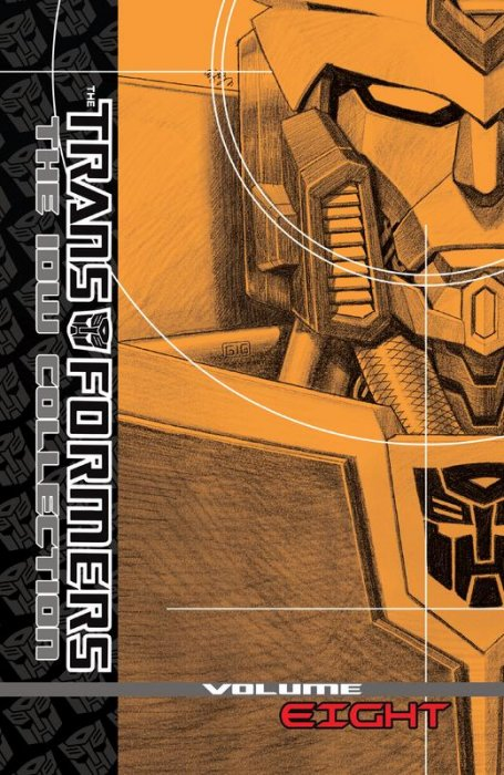 Transformers - IDW Collection - Phase One Vol.8