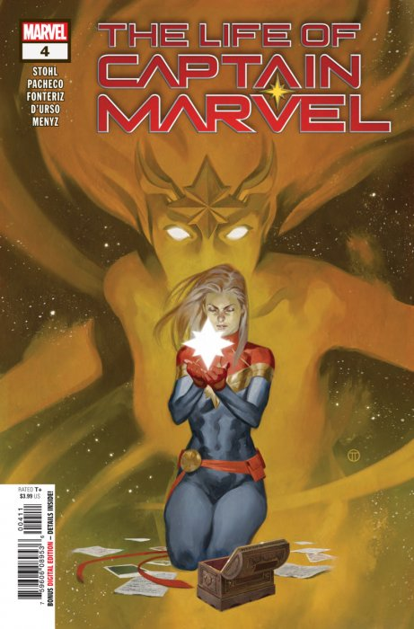 The Life of Captain Marvel #4