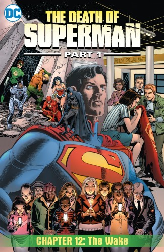 Death of Superman #12