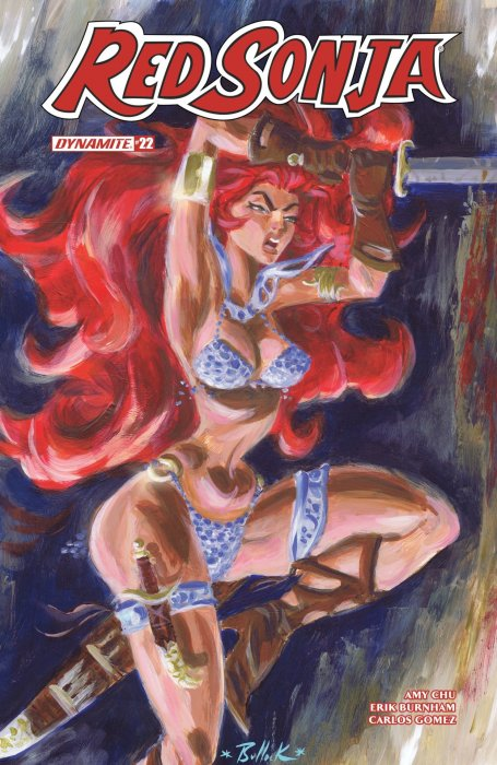 Red Sonja Vol.4 #22