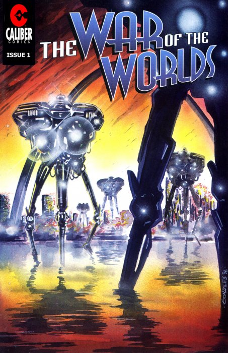 War of the Worlds #1-5 Complete