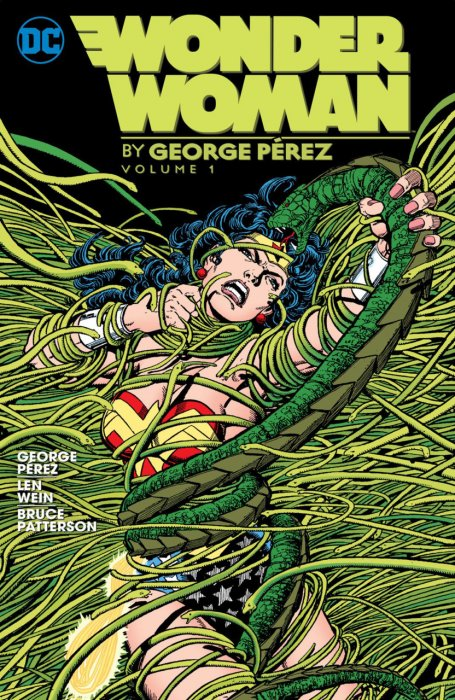 Wonder Woman by George Perez Vol.1-3 Complete