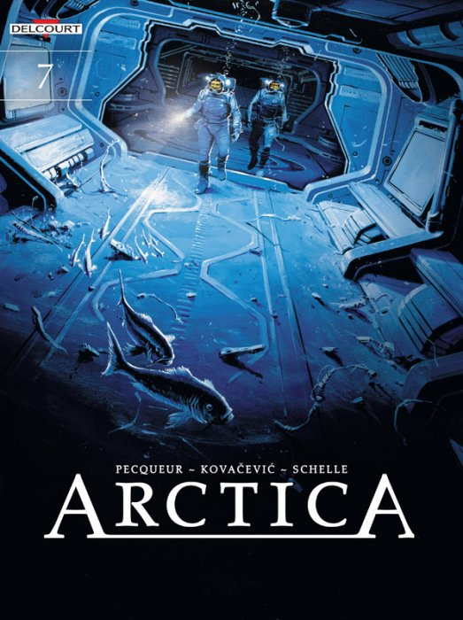Arctica #7 - The Cosmic Messenger