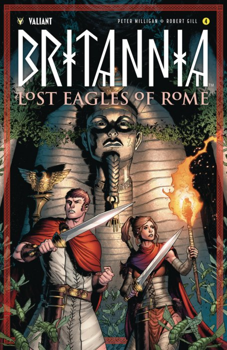 Britannia - Lost Eagles of Rome #4