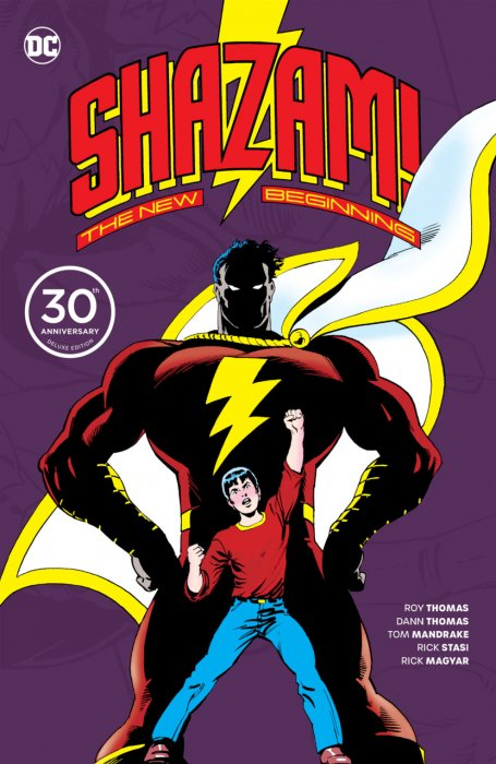 Shazam! - The New Beginning 30th Anniversary Deluxe Edition #1 - HC