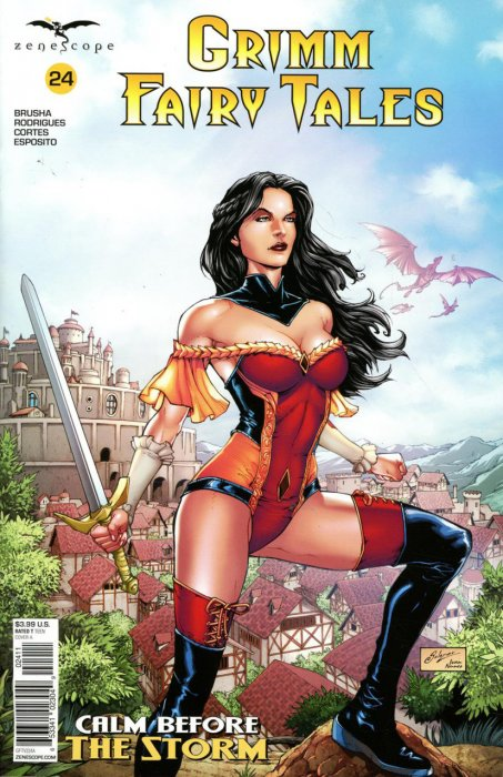 Grimm Fairy Tales Vol.2 #24