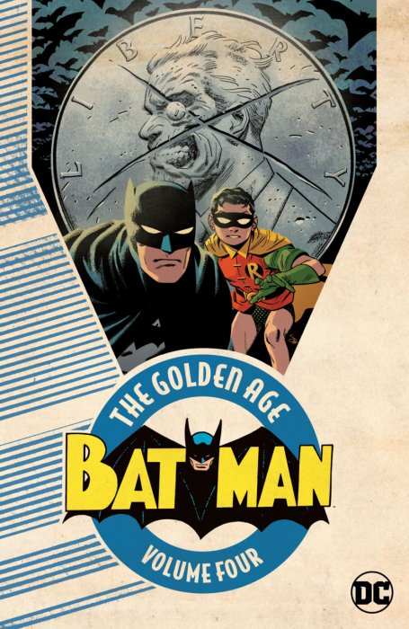 Batman - The Golden Age Vol.4