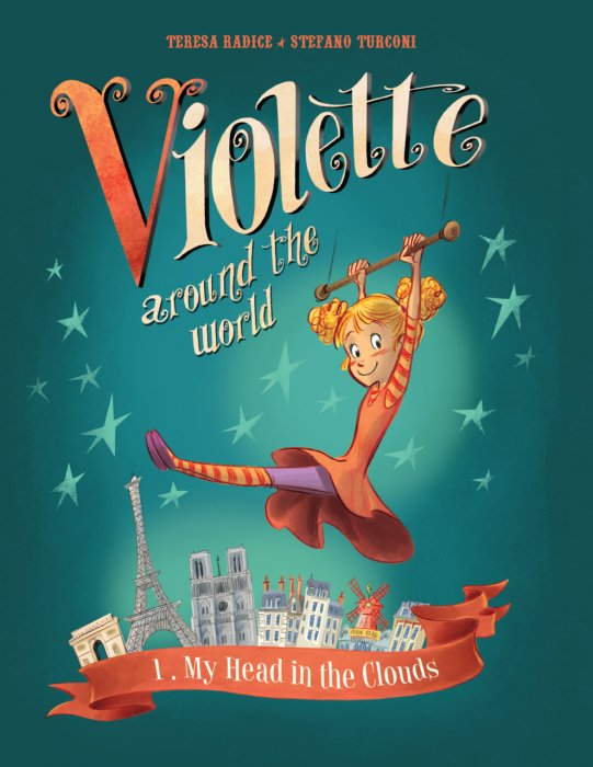 Violette Around the World #1 - My Head In the Clouds