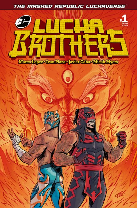 Masked Republic Luchaverse - Lucha Brothers #1