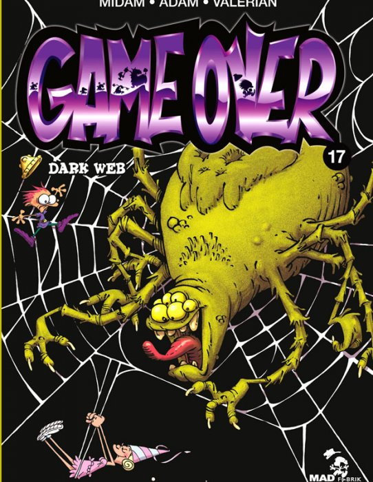 Game Over #17 - Dark Web