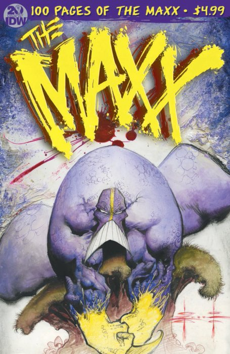 The Maxx 100-Page Giant #1