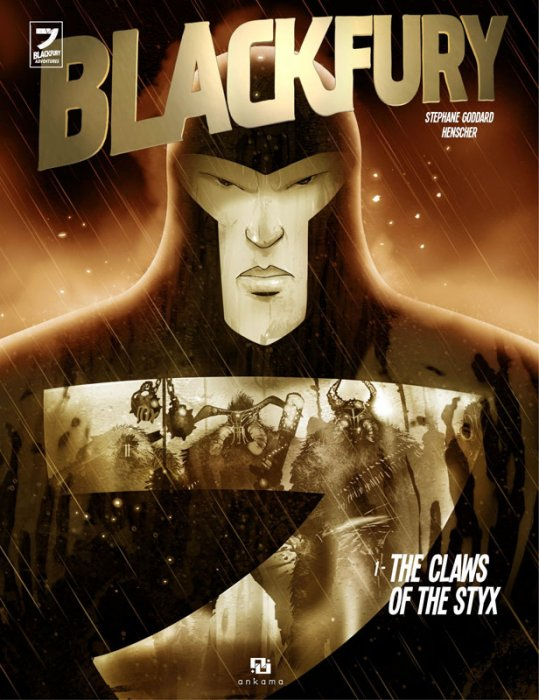 Blackfury #1 - The Claws of the Styx