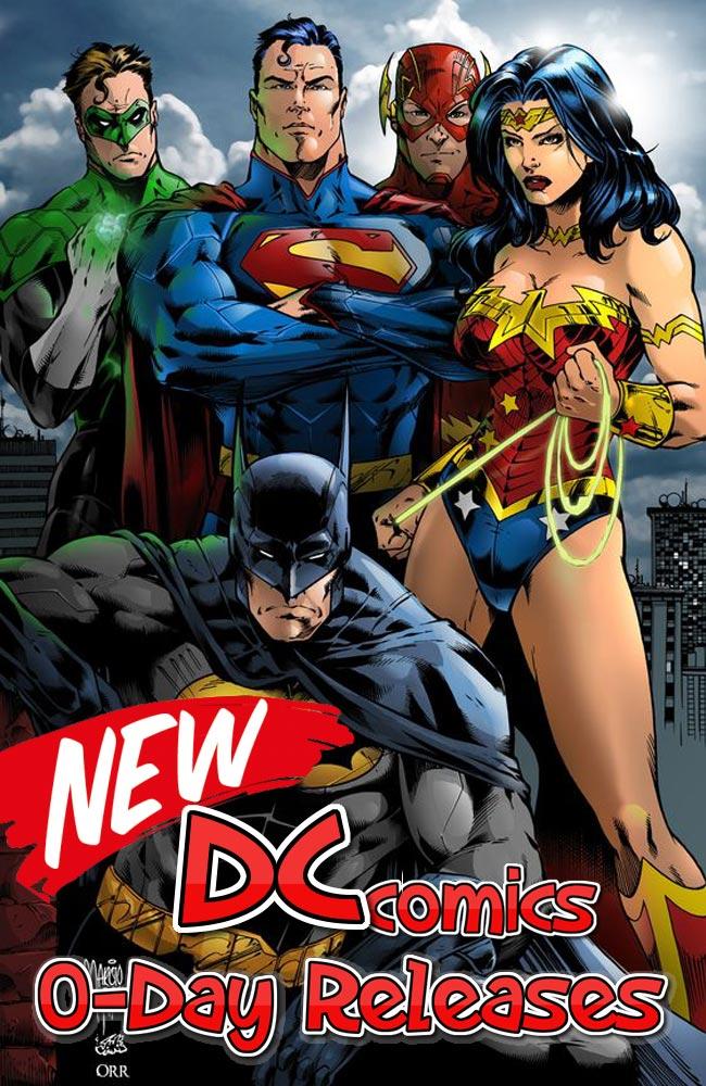 DC comics week (24.04.2019, week 17)