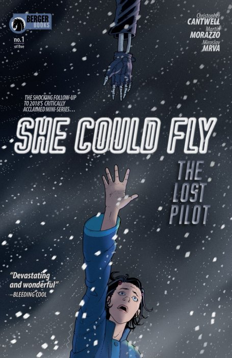 She Could Fly - The Lost Pilot #1