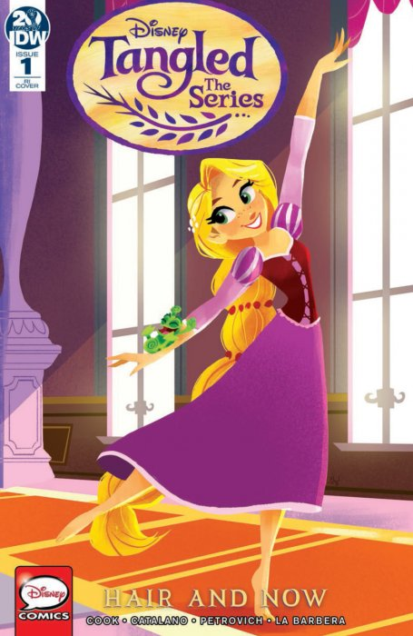 Tangled - The Series - Hair and Now #1