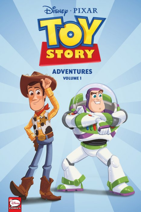 Toy Story Adventures Vol.1