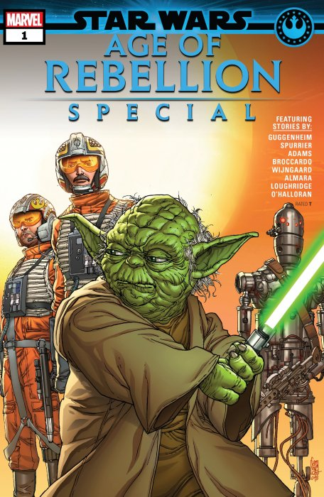 Star Wars - Age Of Rebellion Special #1