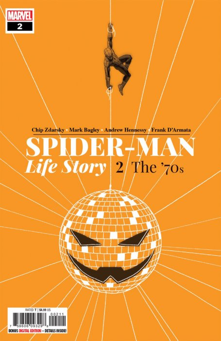 Spider-Man - Life Story #2