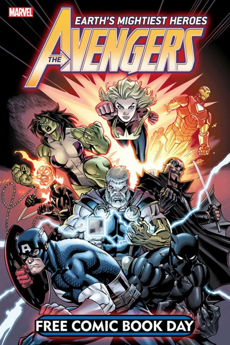 Free Comic Book Day 2019 (Avengers-Savage Avengers) #1
