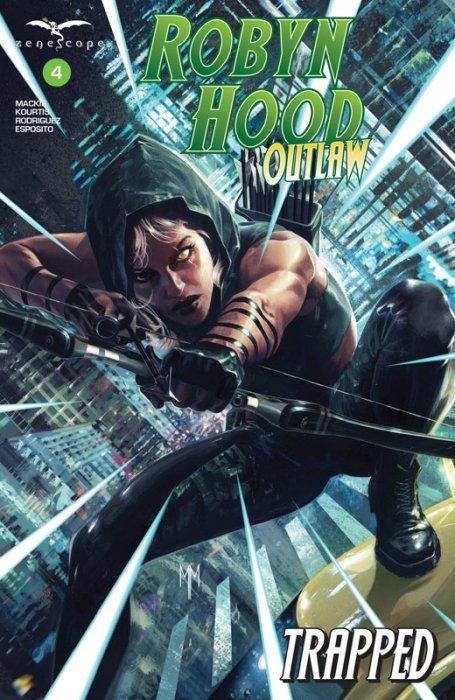 Robyn Hood - Outlaw #4