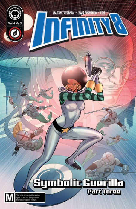 Infinity 8 #12 - Symbolic Guerrilla
