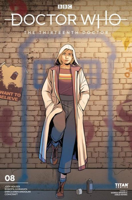 Doctor Who - The Thirteenth Doctor #8