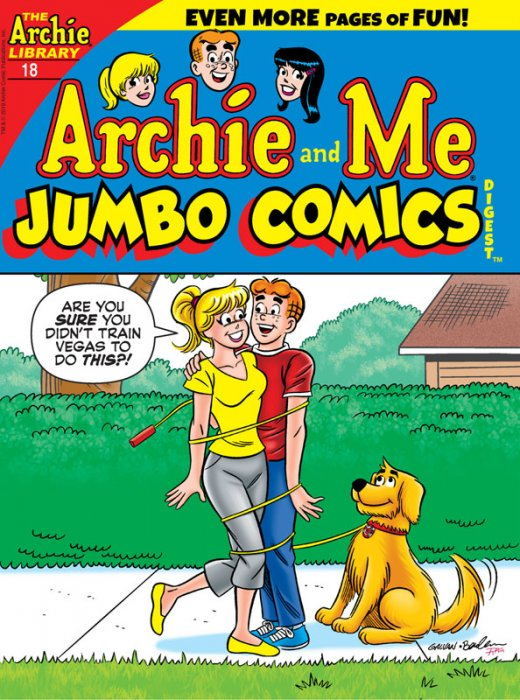 Archie and Me Comics Digest #18