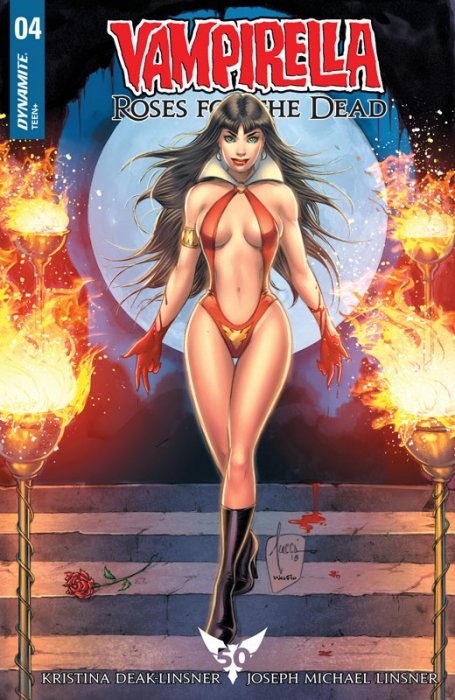 Vampirella - Roses For The Dead #4