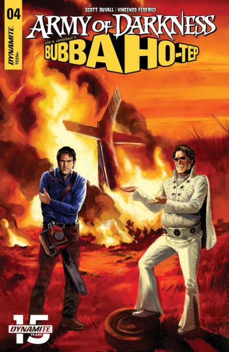 Army of Darkness - Bubba Ho-Tep #4