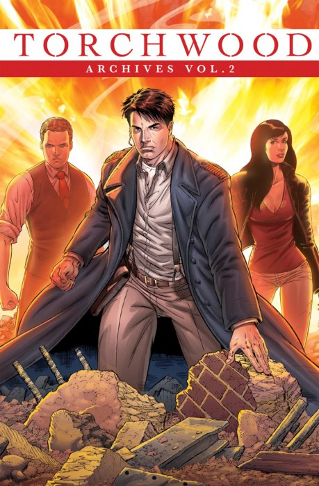 Torchwood Archives Vol.2