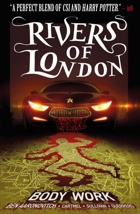 Rivers of London Vol.1 - Body Work