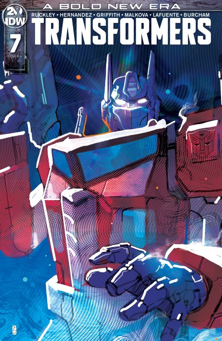 Transformers #7