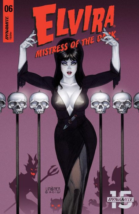 Elvira - Mistress of the Dark #6
